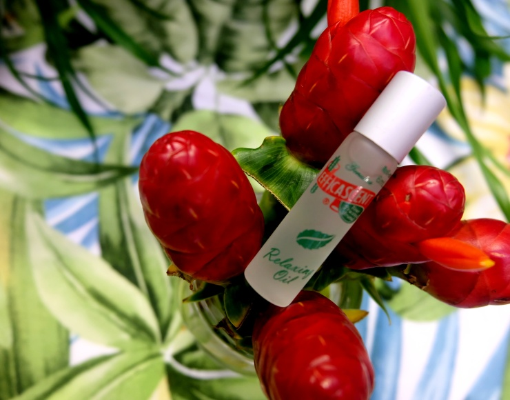 dyosathemomma:Efficascent Relaxing Oil instant pampa-relax