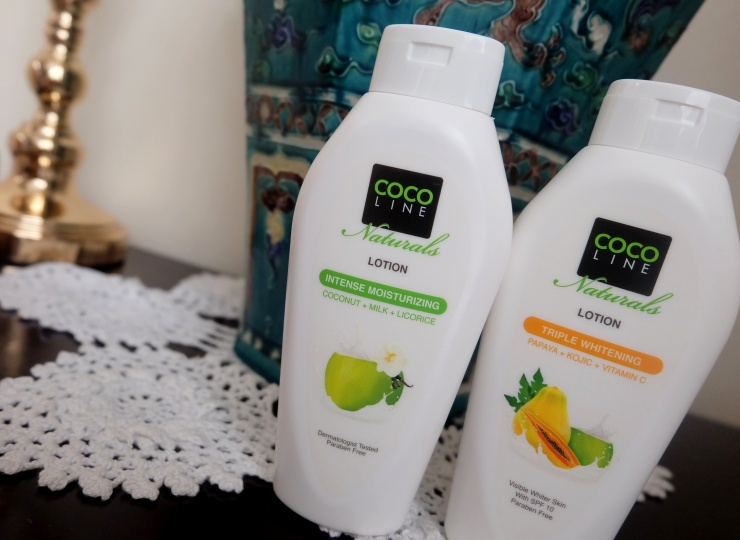 dyosathemomma: COCOLINE Naturals product review