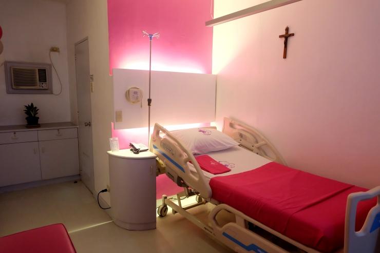dyosathemomma: Delgado Clinic Optimal Birth Outcome OBO Program, First Time Mom Unit, rooms