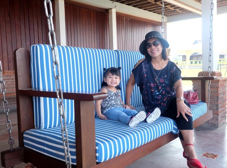 dyosathemomma: Las Casas Pilipinas de Acuzar in Bataan trip with family and kids
