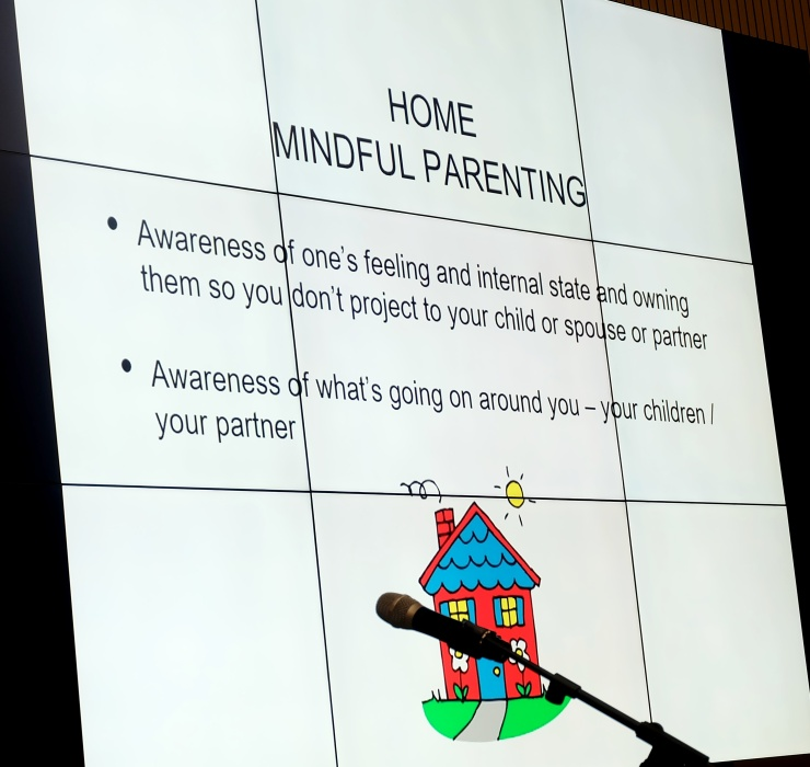 dyosathemomma: Mindful Parenting in the Age of Bullying with Dr. Honey Carandang, Millennial Moms PH