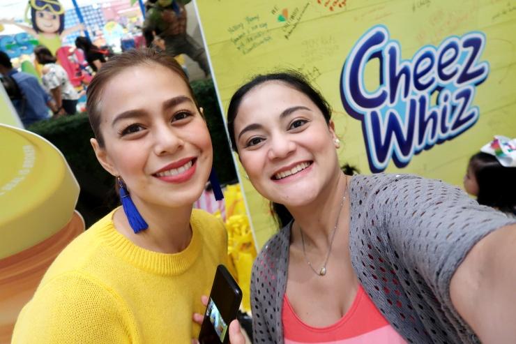 dyosathemomma: Cheez Whiz #Cheeseventions creative snacks for kids, Bettina Carlos