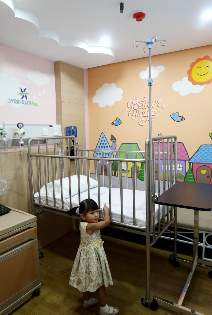 dyosathemomma: World Citi Med Pediatrics Floor, AmNiszhaGirl