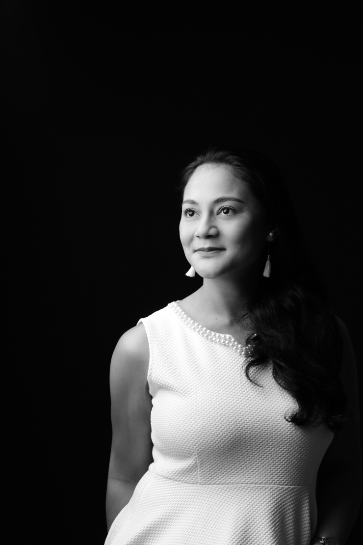 dyosathemomma: headshot by photographer Shiela Catilo for the Mommy Mundo #Mompowerment campaign, ExpoMom 2018