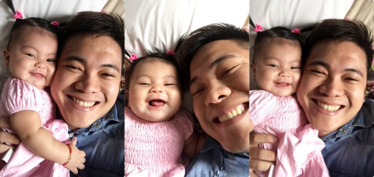 dyosathemomma: Babies Who Look Like Their Dads Are Healthier based on studies, AmNiszhaGirl