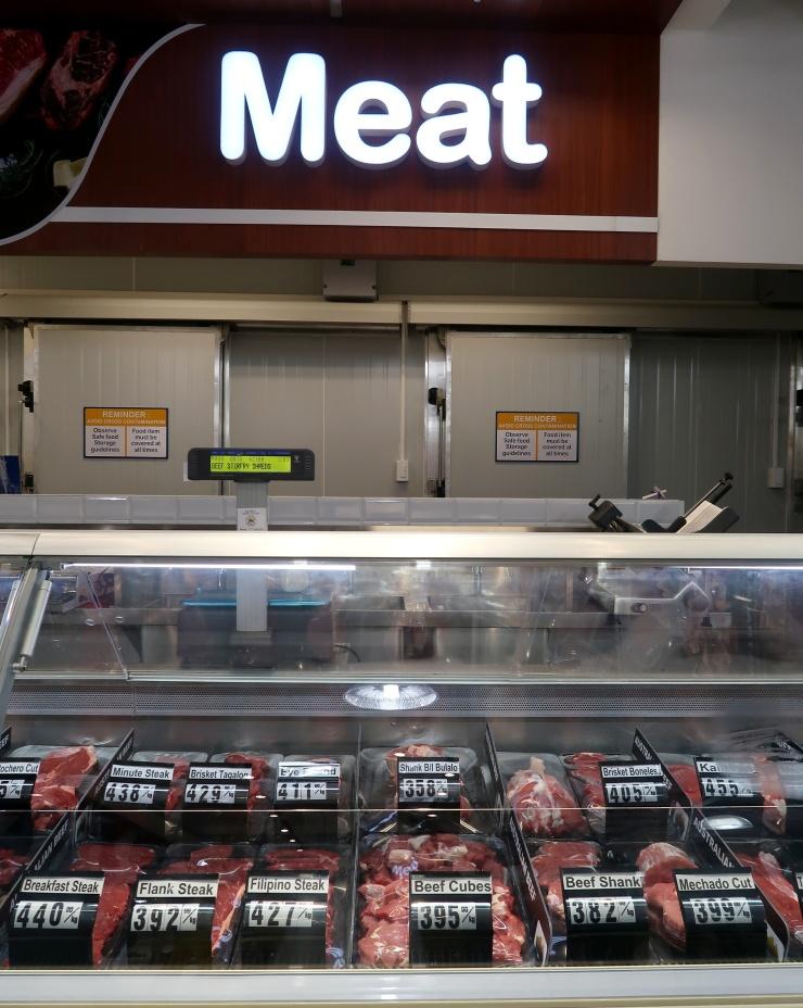 dyosathemomma: Shopwise Circuit Makati, meat section