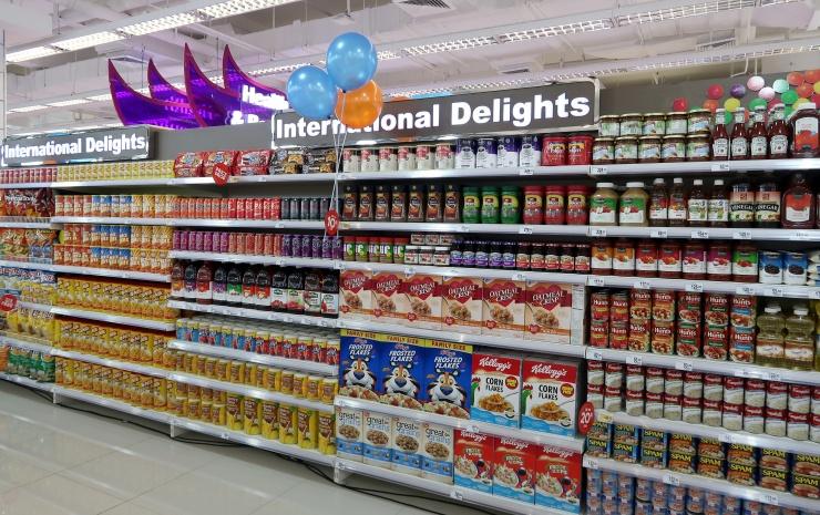 dyosathemomma: Shopwise Circuit Makati, international selection