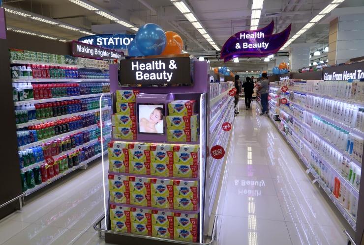 dyosathemomma: Shopwise Circuit Makati, health and beauty section