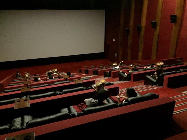 dyosathemomma: Fisher Mall VIP Cinema review