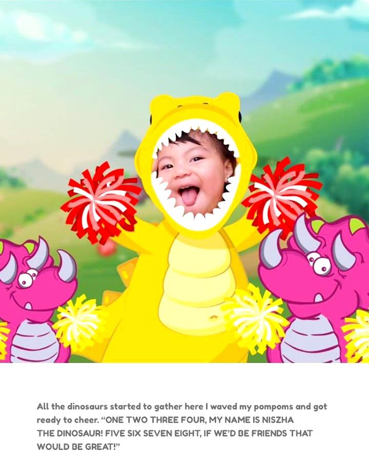 dyosathemomma: Star Margarine interactive story book app, AmariaNish