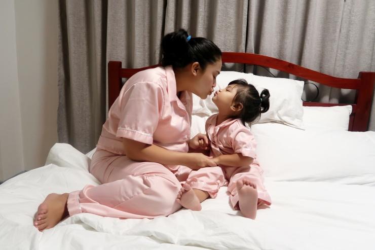 dyosathemomma: Paracetamol Calpol bonding tips with kids