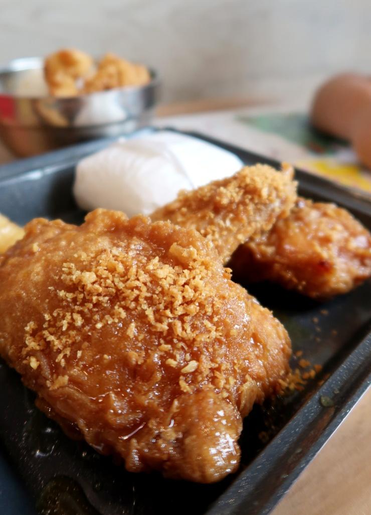 dyosathemomma: Bonchon Kiddie Adventure Meal Promo, soy garlic chicken