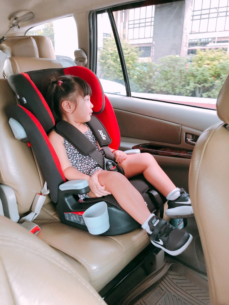 dyosathemomma: Joie Elevate car seat review, best car seat for toddlers, AmNiszhaGirl