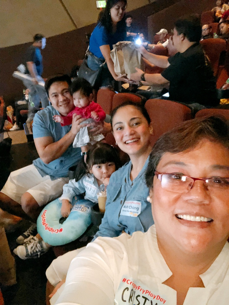 dyosathemomma: Crispy Fry Fish Breading Mix Launch, Aquaman Family Movie Date #CrispyFryPlayDay
