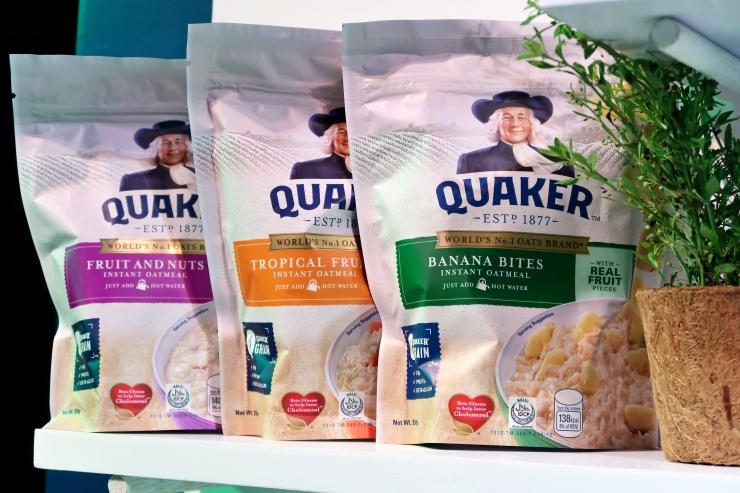 dyosathemomma: #QuakerDeliciousMornings Quaker Oats, mommy blogger ph, healthy breakfast, instant oatmeal