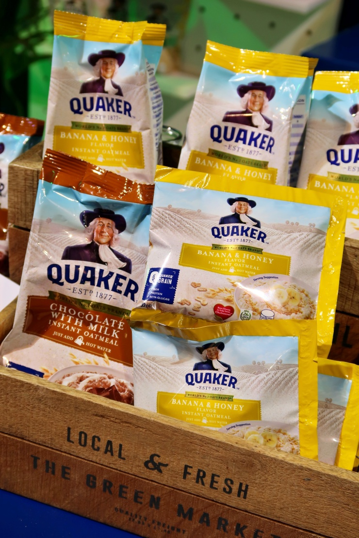 dyosathemomma: #QuakerDeliciousMornings Quaker Oats, mommy blogger ph, healthy breakfast